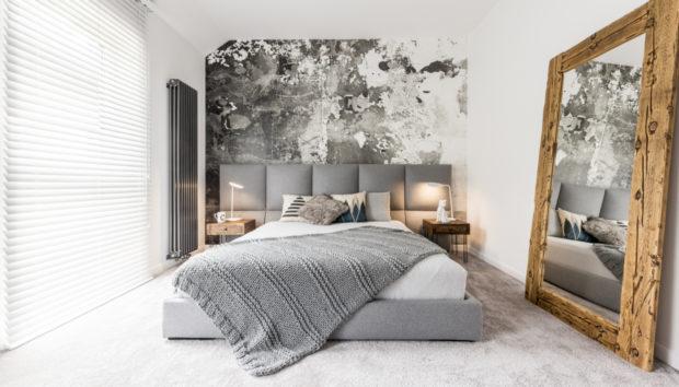 Διακοσμήστε με Στιλ τον Τοίχο Πάνω από το Κρεβάτι με Αυτούς τους Τρόπους