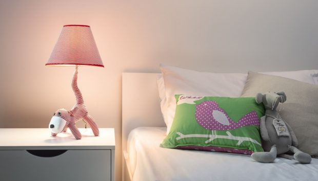 10 Χαριτωμένα Φωτιστικά για το Παιδικό Δωμάτιο