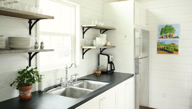 7 DIY Μεταμορφώσεις Πάγκων Κουζίνας που θα σας Αφήσουν Άφωνους!