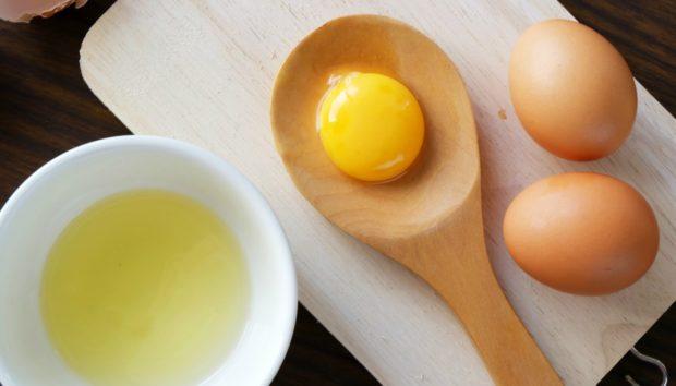 ασπράδι αυγού