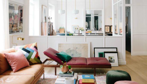 Ένα Ονειρεμένο Διαμέρισμα στο Παρίσι που Πρέπει να Δείτε!