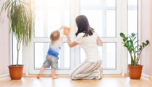 3 Τρόποι για να Καθαρίσετε τον Χώρο σας σε Λιγότερο από 15 Λεπτά