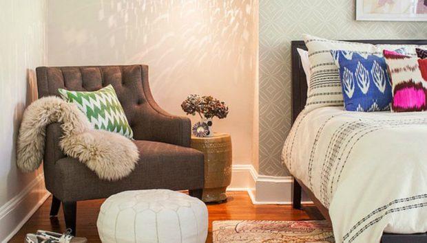 8 Υπέροχες Γωνιές Διαβάσματος που θα Θέλετε να Φτιάξετε σε Κάθε Δωμάτιο!