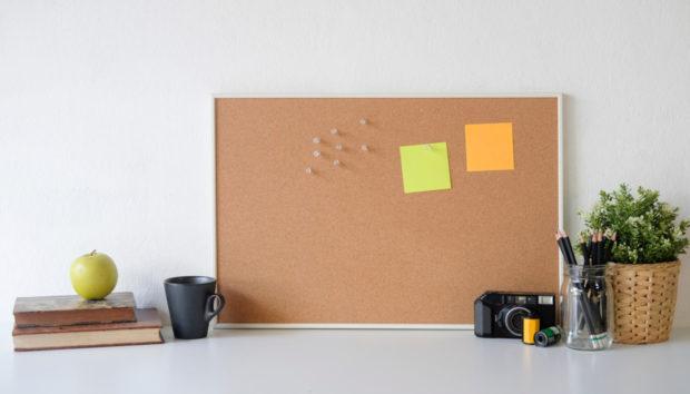 Πίνακες Σημειώσεων: 10 Πανέξυπνες Ιδέες για να τους Βάλετε στο Σπίτι σας!
