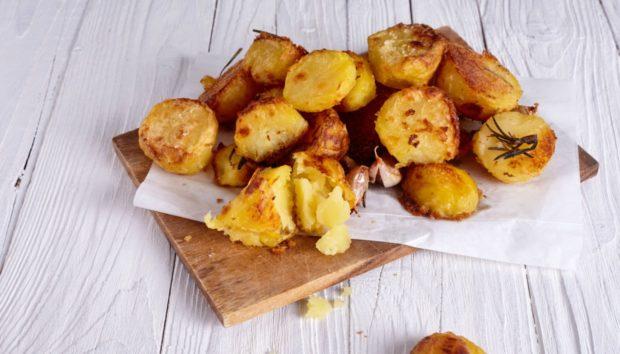 Η Μοναδική Συνταγή που Πρέπει να Ξέρετε για Πατάτες στο Φούρνο!