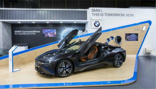 Ο Σπύρος Σούλης Σχεδίασε τον Εκθεσιακό Χώρο της BMW στην ΑΥΤΟΚΙΝΗΣΗ ΕΚΟ 2018!