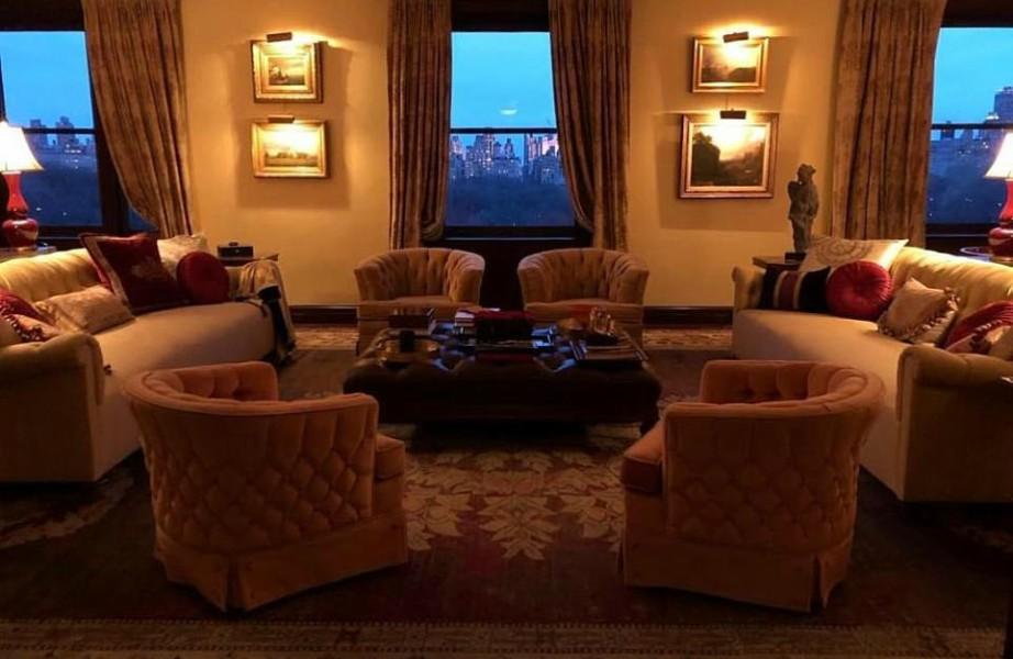 Μπήκαμε στο Σούπερ Στιλάτο Διαμέρισμα της Catherine Zeta Jones στη Νέα Υόρκη!