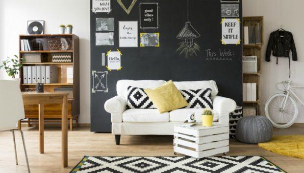 5 Πράγματα που Πρέπει να Ξέρετε πριν Βάλετε Μαυροπίνακα στο Σπίτι σας