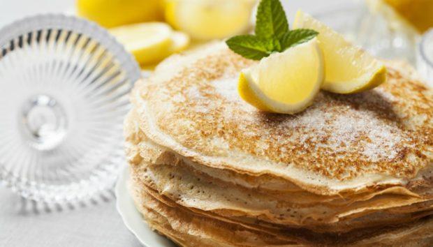 Τα Pancakes που Μπορείτε να Φτιάξετε Αποβραδύς!