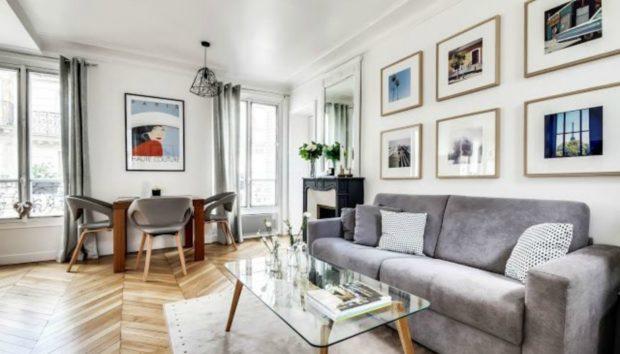 Ένα Τέλειο Μικρό Διαμέρισμα στο Παρίσι! Δείτε το…