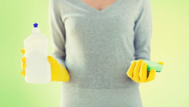 5 Χρήσεις για το Απορρυπαντικό Πιάτων που δεν Έχετε Ξανακούσει