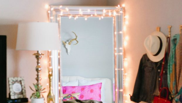 7 Ιδέες για να Διακοσμήσετε το Σπίτι σας με Χριστουγεννιάτικα Φωτάκια κι ας μην Είναι Χριστούγεννα!