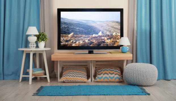 Θέλετε να «Κρύψετε» την Τηλεόραση; Αυτοί Είναι οι πιο Έξυπνοι Τρόποι!