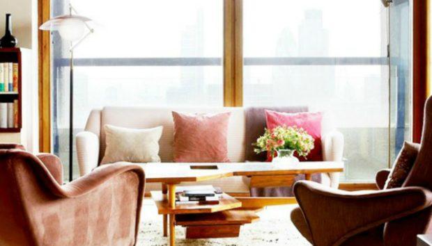 Ένα Λονδρέζικο Διαμέρισμα σας Δίνει Υπέροχες Ιδέες Χειμωνιάτικης Διακόσμησης!
