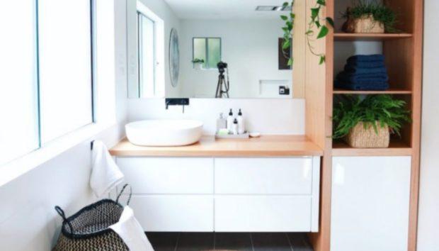 Το Μπάνιο σε Αυτό το Διαμέρισμα θα σας Κάνει Πραγματικά να Μείνετε με το Στόμα Ανοιχτό!