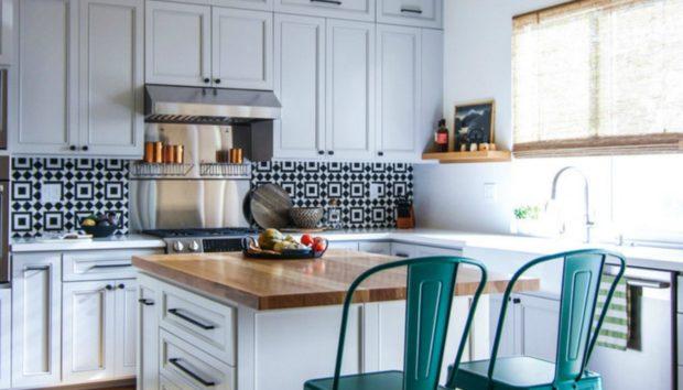 6 Κουζίνες όπου το Πριν και το Μετά δεν Έχουν Καμιά Σχέση!