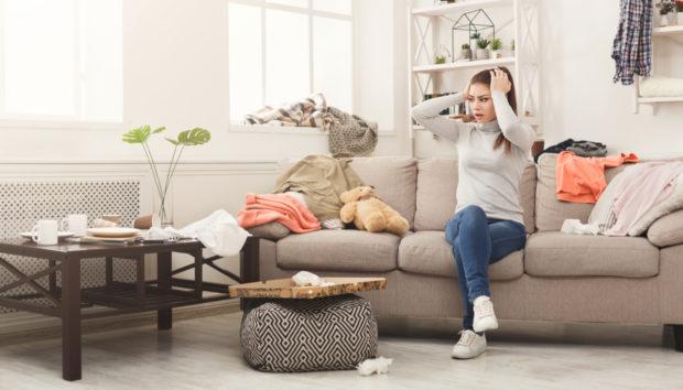 Εξαφανίστε την Ακαταστασία στο Σπίτι σας με ένα Απλό Κόλπο!