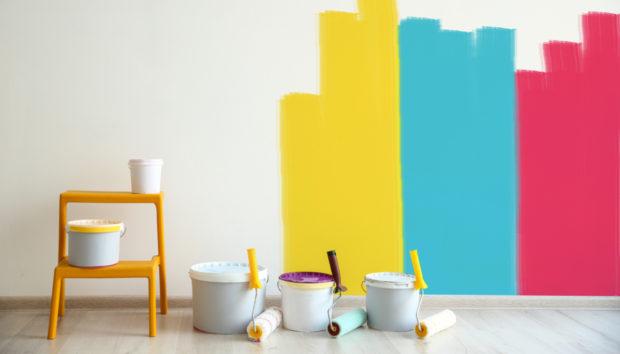 Σε Αυτό το Σημείο του Σπιτιού δεν Έχετε Σκεφτεί να Βάλετε Χρώμα!