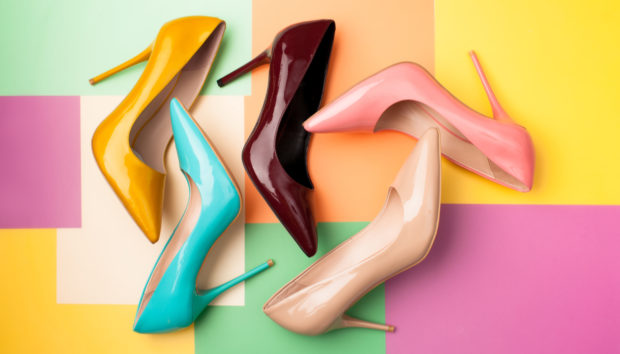 10 Έξυπνες Ιδέες για να Αποθηκεύσετε τα Παπούτσια σας