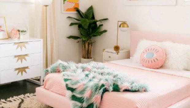 Ένα Υπνοδωμάτιο Μεταμορφώνεται! Δείτε το Πριν και το Μετά