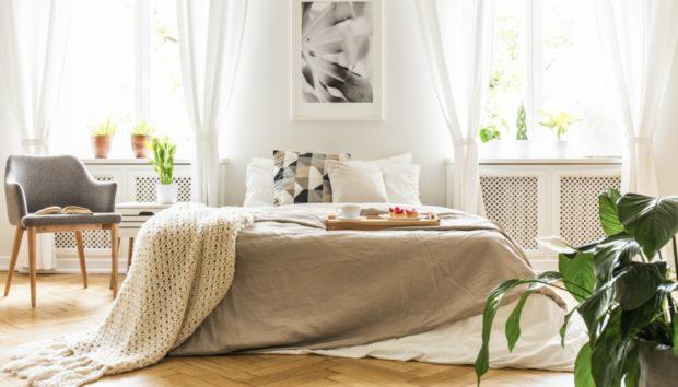 6 Τρόποι για να Δείχνει το Υπνοδωμάτιο Κομψό και Στιλάτο