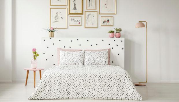 DIY: 10 Πανέμορφα Κεφαλάρια για το Κρεβάτι