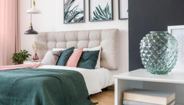 Ανακαλύψτε πώς Πρέπει να Τοποθετείτε το Κρεβάτι στο Υπνοδωμάτιο!