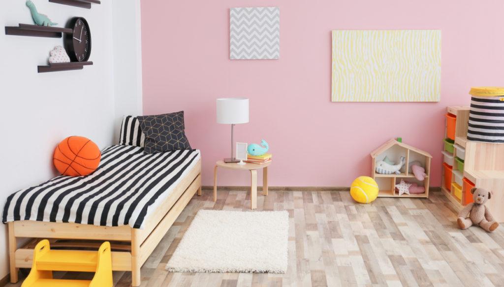96decadbf6e «Τα Παιδιά μου Μοιράζονται το Ίδιο Δωμάτιο. Τι Χρώμα να Βάψω τους Τοίχους»