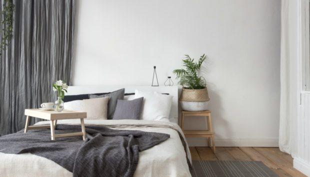 Πώς να Οργανώσετε Ένα Μικρό Υπνοδωμάτιο σε 15 Λεπτά!