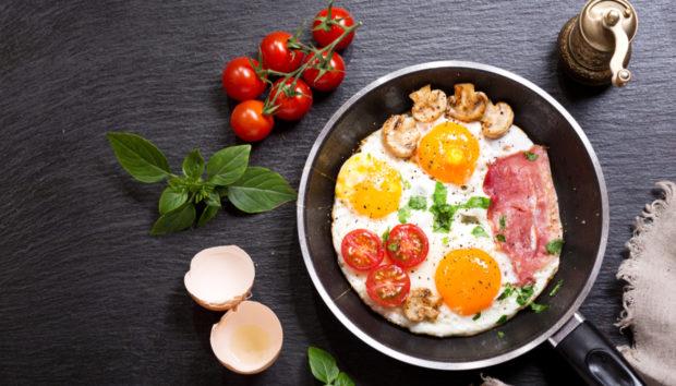 Δοκιμάστε Αυτή τη Συνταγή με Αυγά για ένα Μεσημεριανό Έτοιμο σε 10 λεπτά