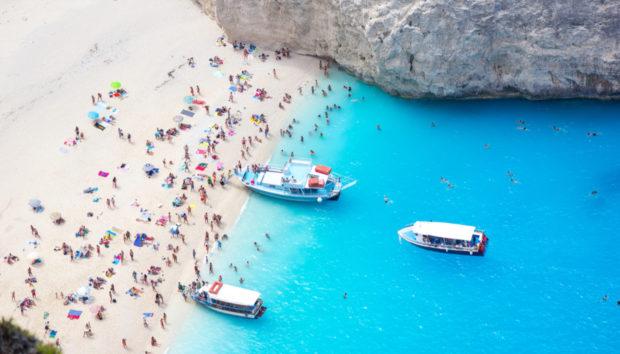 Μια Ελληνική Παραλία στη Λίστα με τις πιο Ωραίες Παραλίες του Κόσμου