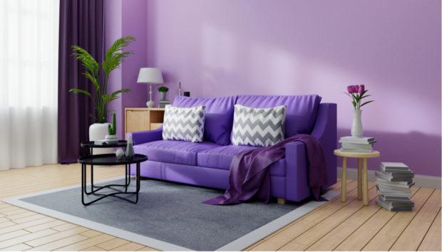 Πώς να Βάλετε Χρώμα σε Κάθε Δωμάτιο του Σπιτιού Χωρίς να το Βάψετε!
