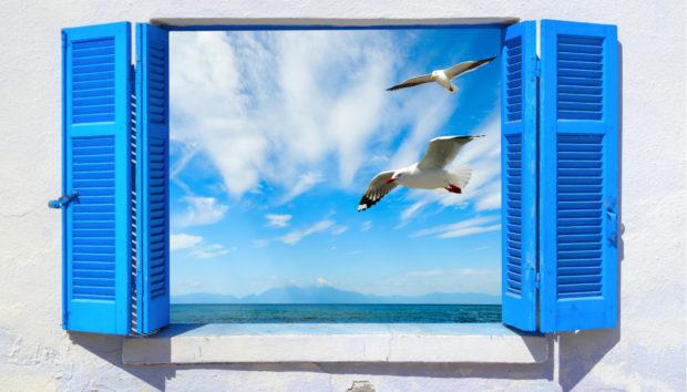 Το Greek Blue Είναι το Χρώμα που έχει Γίνει Ανάρπαστο σε όλο τον Κόσμο!