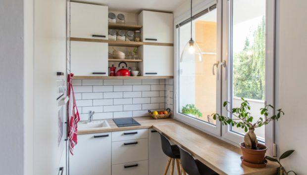 Μικροσκοπική Κουζίνα: Τα Έπιπλα που θα Λύσουν το Πρόβλημα της Έλλειψης Χώρου!