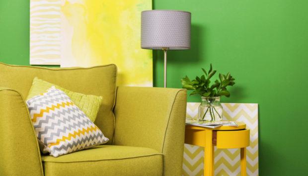 5 Πράγματα που Πρέπει να Κάνετε Πριν Επιλέξετε Χρώμα για τους Τοίχους σας