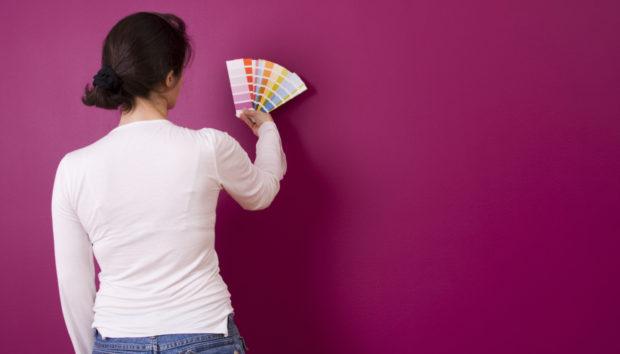 Ιδιαίτερες Αποχρώσεις που θα Κάνουν τους Τοίχους σας να Ξεχωρίσουν!