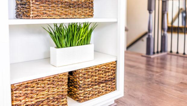 Μικρό Διαμέρισμα: 6 Αποθηκευτικοί Χώροι που δεν Είχατε Σκεφτεί!