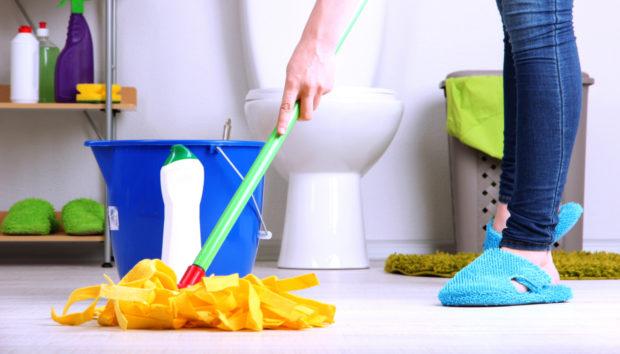 5 Τρόποι για να Αποφεύγετε το Βαρετό Καθάρισμα του Μπάνιου!