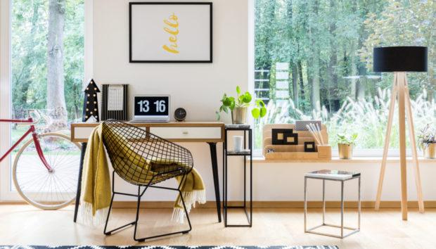 5 Μίνι Συμβουλές για να Ανανεώσετε το Γραφείο του Σπιτιού σας