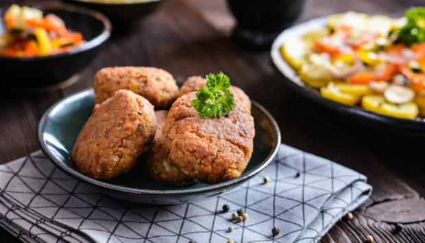 Εξαιρετική Συνταγή για να Φτιάξετε Χορτοφαγικά Μπιφτέκια