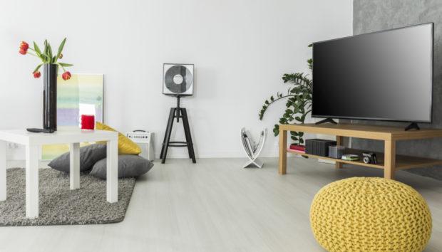 Πανέξυπνες Ιδέες για να Κρύψετε την Τηλεόραση!