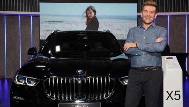 Ο Σπύρος Σούλης Σχεδίασε τον Εκθεσιακό Χώρο της BMW στην ΑΥΤΟΚΙΝΗΣΗ ANYTIME 2019!