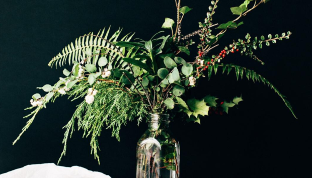 Το Διακοσμητικό Τρικ που Δημιουργεί Αμέσως Γιορτινή Ατμόσφαιρα στο Σπίτι