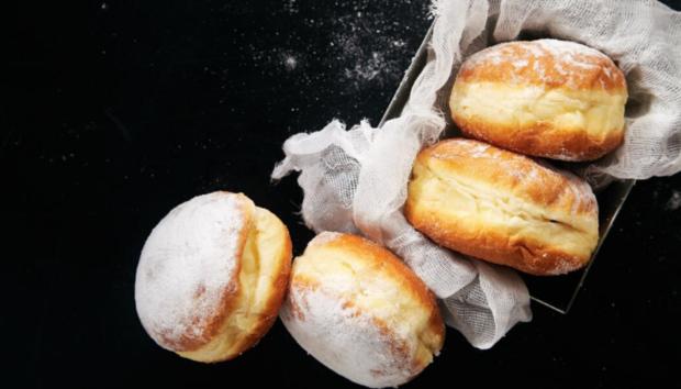 Ντόνατς στον Φούρνο -Κόψτε Θερμίδες όχι Απόλαυση