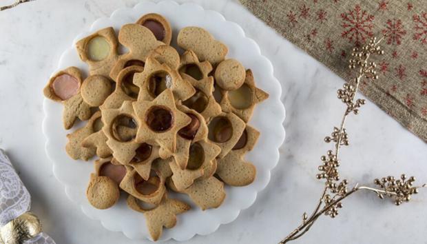Χριστουγεννιάτικα Μπισκότα από τον Άκη Πετρετζίκη!