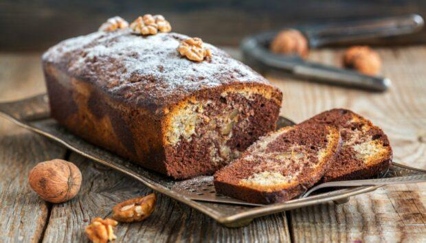 Υγιεινή συνταγή: Κέικ χωρίς Αυγά και Ζάχαρη!