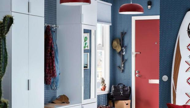 Η Αλλαγή που θα Μεταμορφώσει την Είσοδο του Σπιτιού -Το Δυνατό Trend στο Interior Design για Φέτος