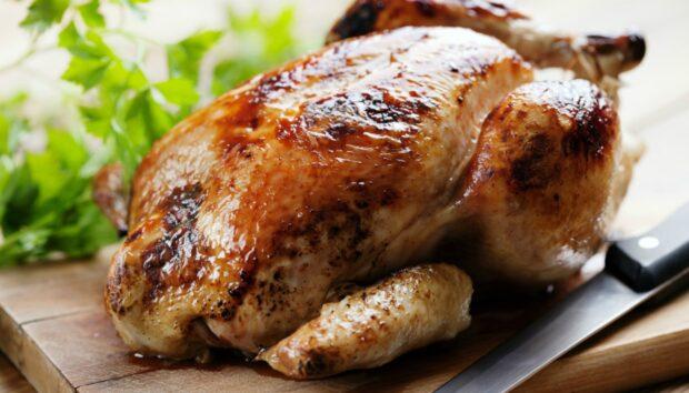 Σούπερ υγιεινή συνταγή για τραγανό κοτόπουλο στον φούρνο!