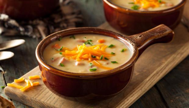 Αυτή η Detox Σούπα Λαχανικών είναι ό,τι Χρειάζεστε για να Μπείτε Ξανά σε Πρόγραμμα Μετά τις Γιορτές