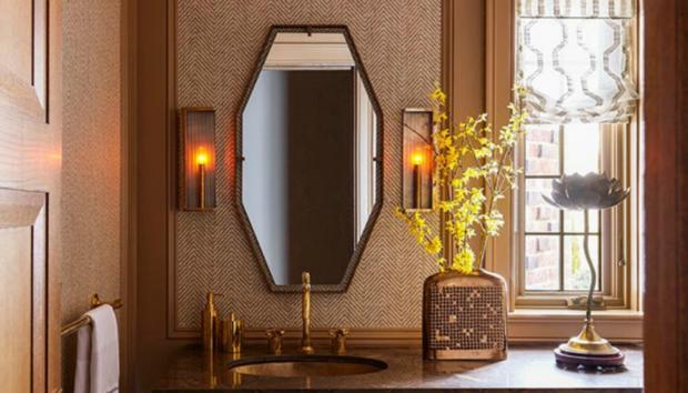 Μπάνιο: 7 Χρώματα που δεν Έχετε Σκεφτεί και Μπορείτε να Βάλετε στο Μπάνιο σας!